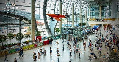 Компания «Медиаполе» стала лидером в рейтинге качества сервиса OOH среди аэропортовых операторов